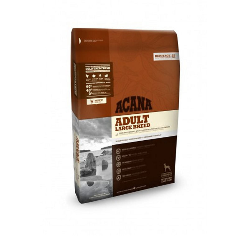 ACANA Heritage Adult Large Breed Köpek Maması 11,4 kg -