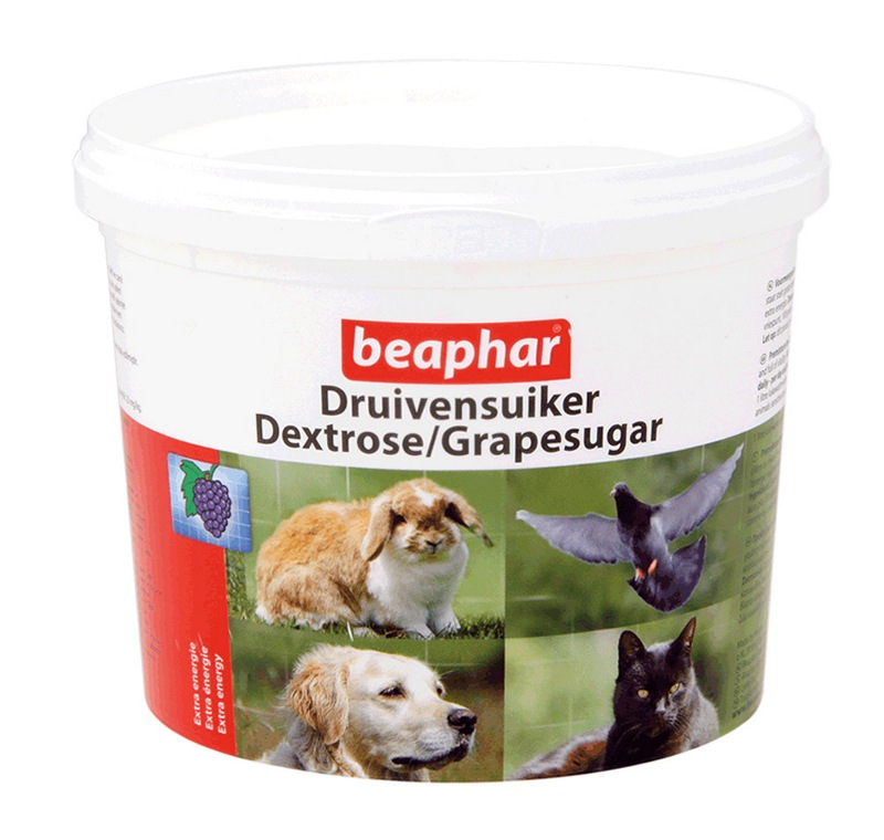 Beaphar Druivensuiker Dextrose/Grape Sugar -