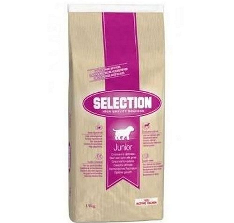 Royal Canin Selection Premium Junior 15 KG -