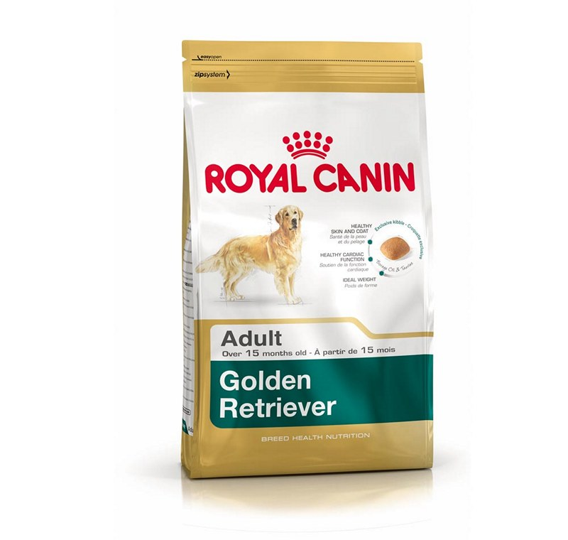 Royal Canin Golden Retriever Adult 12 KG. -