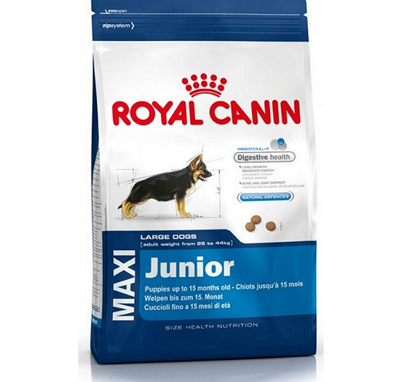 Royal Canin Maxi Junior 15 KG -