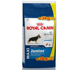 ROYAL CAN�N MAX� JUNIOR YAVRU K�PEK MAMASI 15+3 KG. -